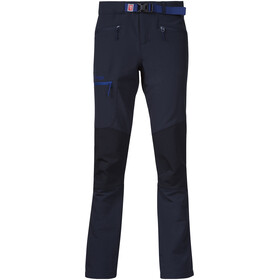Bergans W's Cecilie Mountaineering Pants Navy/Ink Blue